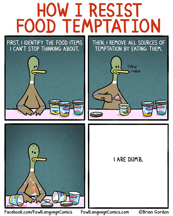 Food Temptation