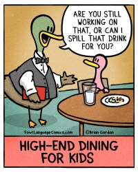 high-end dining