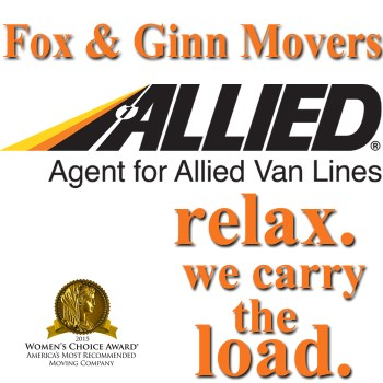 Fox & Ginn Mover and Allied Van Lines logo