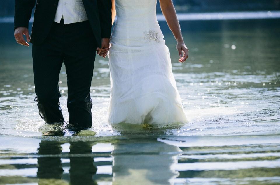 WARUM AFTER WEDDING SHOOTINGS SO FANCY SIND