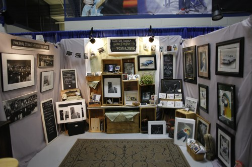 Foxtail Studio / Gazelle Fine Art Sundogs Booth