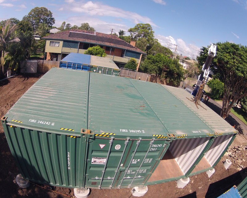 Grand Designs Australia - Graceville Container House