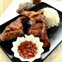 Chicken Inasal (Filipino Barbecue Chicken)