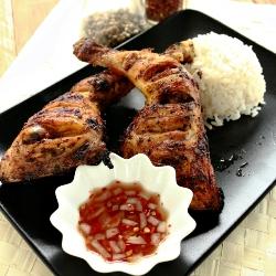 Chicken Inasal (Filipino Barbecue Chicken)