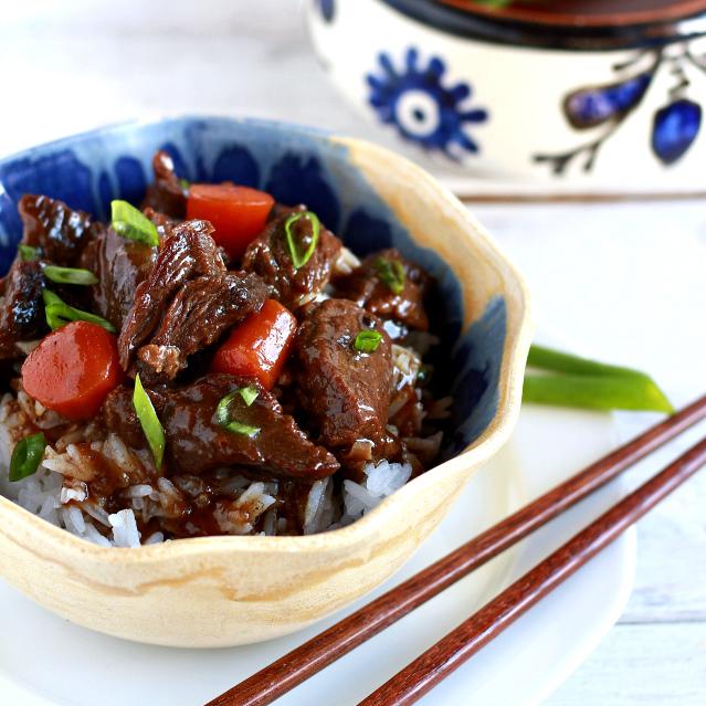 Braised Beef - Filipino/Chinese style