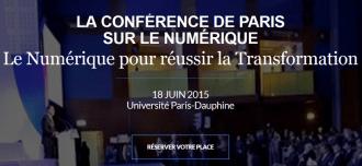 conférence de paris