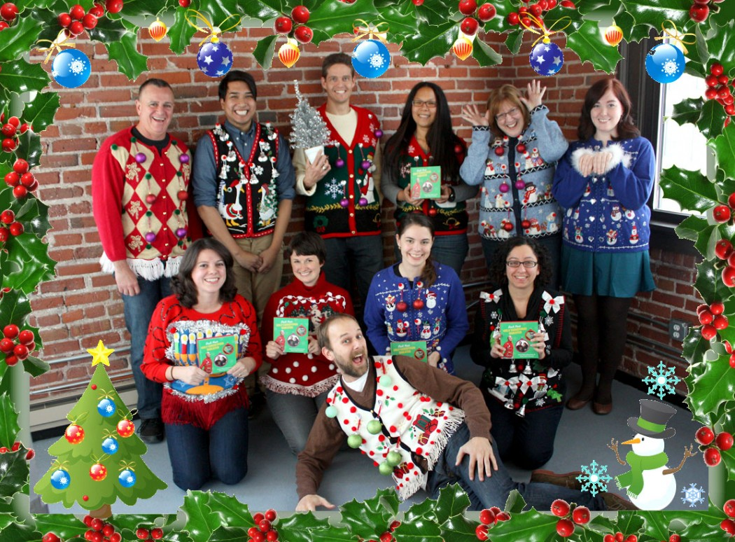 Le business des Ugly Christmas Sweaters explose ce noël
