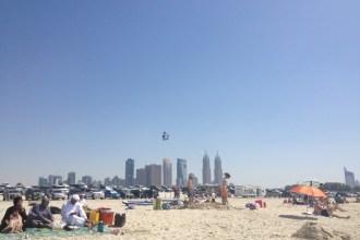 """""""L'expatriation apprend à gérer sa solitude, on se rend compte de tout ce qu'on est capable"""" Sandrine Puichaffret, expatriée à Dubaï"""