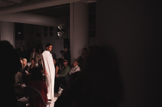 Fashion week brooklyn octobre 2014 Instinct collection