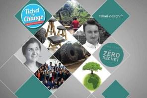 «L'entrepreneuriat social est un moyen de participer à des projets qui ont du sens et d'apporter sa pierre à l'édifice» Victor Gautier fondateur de Takari à Cayenne