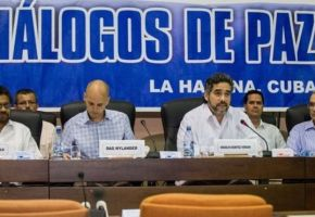 Colombia FARC Peace Negotiations