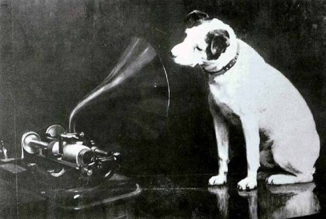 His master's voice: RCA Victor