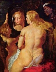 Rubens: Venere al bagno