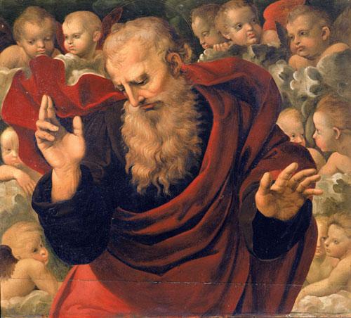Alfani domenico - Eterno benedicente