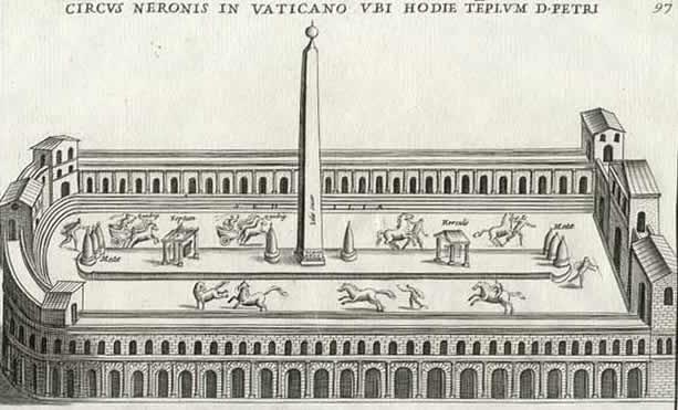 Circus Neronis in Vaticano