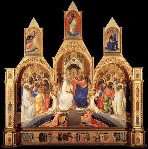 Incoronazione della Vergine