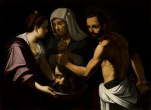 Salomè riceve la testa del Battista