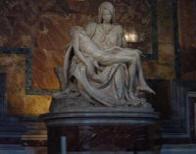 Michelangelo: La Pietà