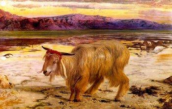 William Holman Hunt: Capro espiatorio