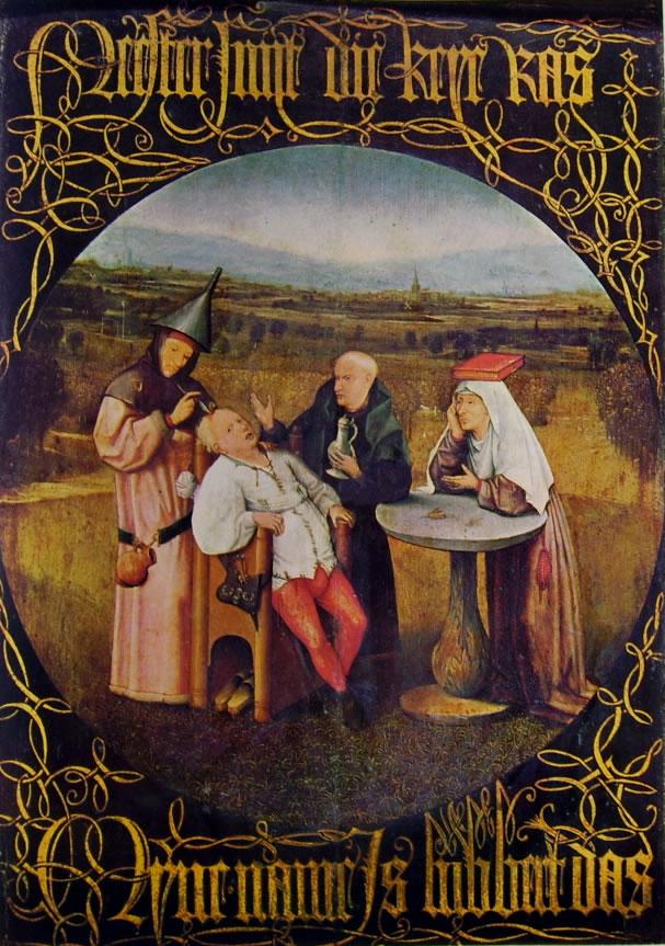 Hieronymus Bosch: La cura della follia