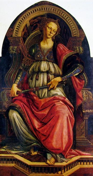 Il Botticelli: La fortezza