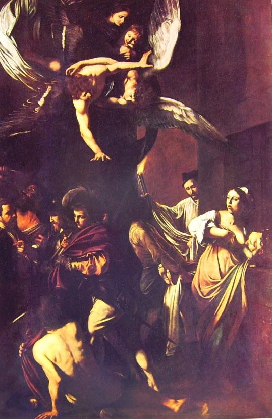 Il Caravaggio: Sette opere di misericordia