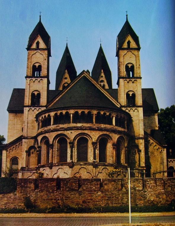 Basilica di San Castore (Coblenza)