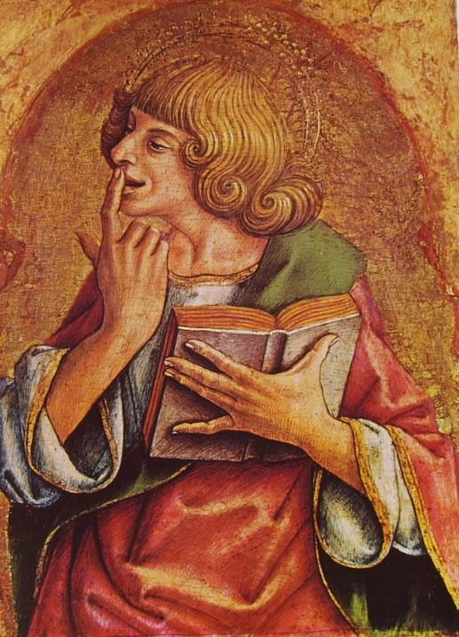 Carlo Crivelli: San Giovanni Evangelista