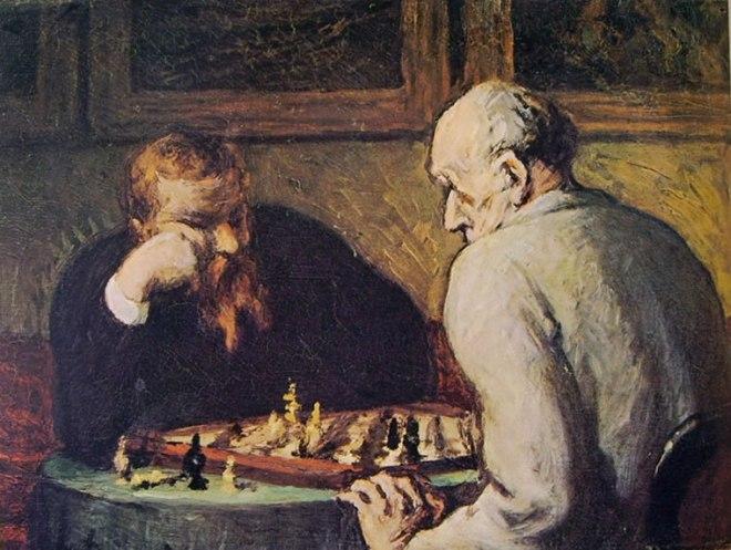 Honoré Daumier: Sancio Pancia e don Chisciotte