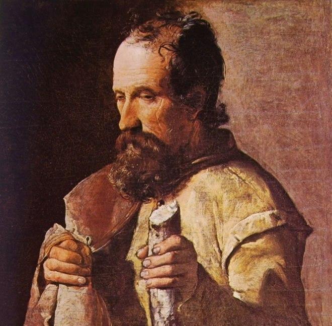 Georges de La Tour: San Giacomo Minore