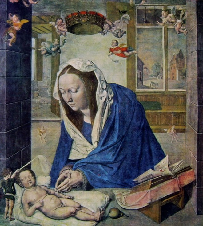 Albrecht Dürer: Altare di Dresda