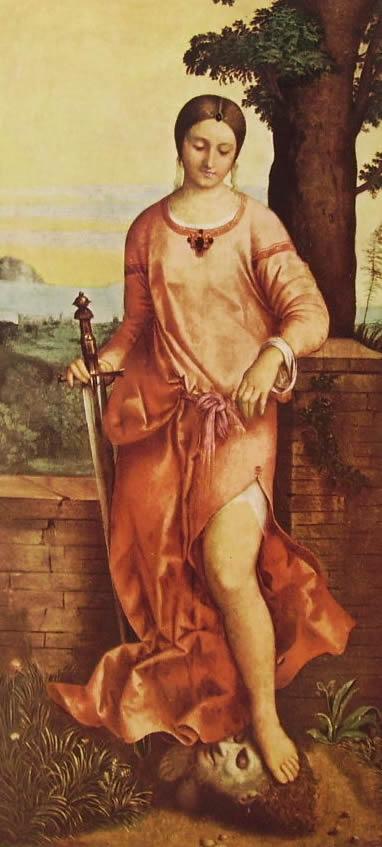 Giorgione: Giuditta