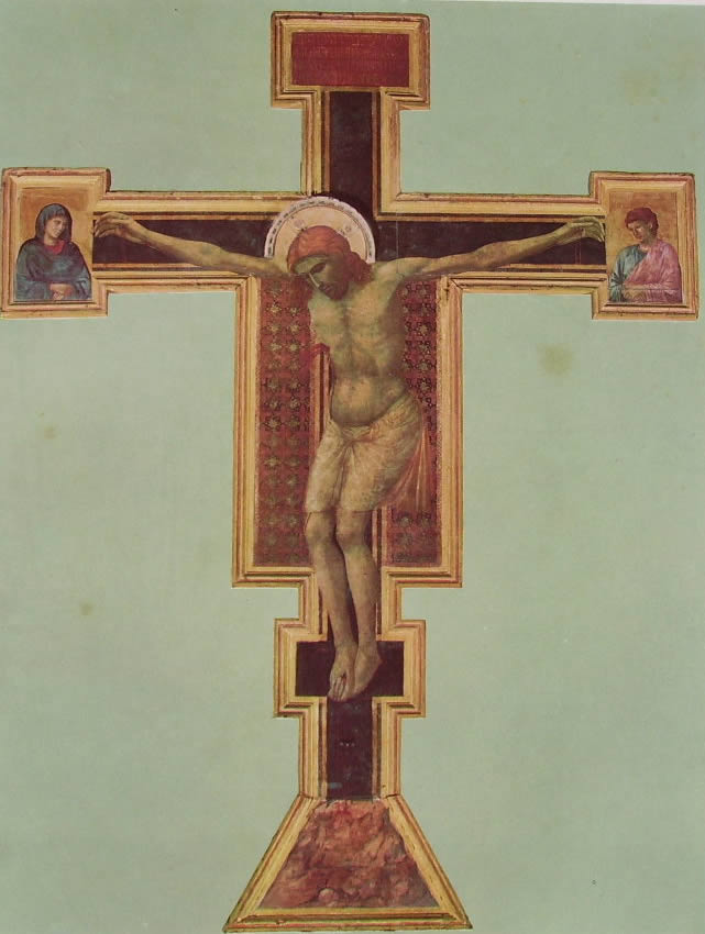 Giotto: Crocifisso
