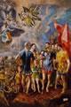 6 greco - il martirio di san lorenzo