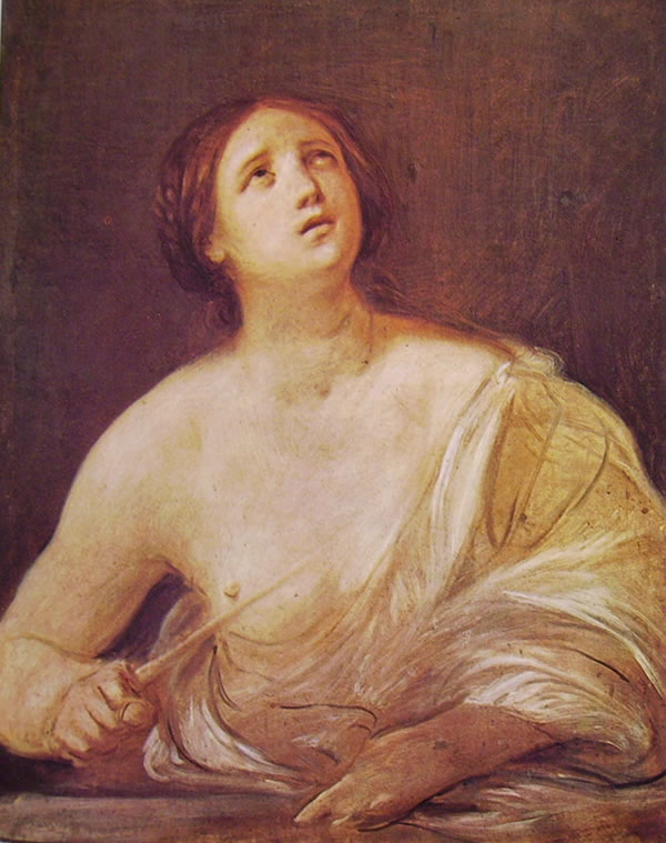 Il suicidio di Lucrezia