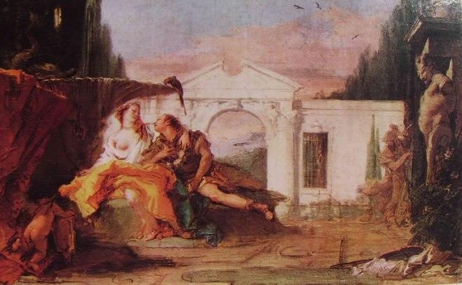 Il Tiepolo: Rinaldo e Armida