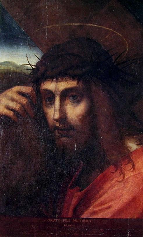 Fra' Bartolomeo: Cristo portacroce