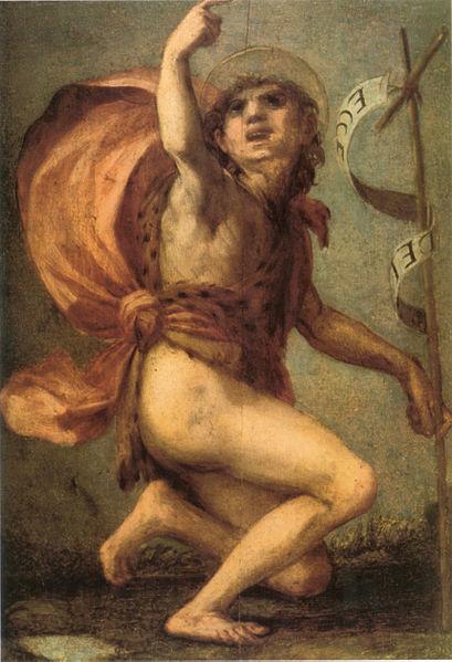 Rosso Fiorentino: San Giovannino