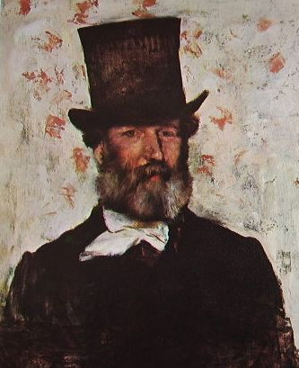 Degas - leopold levert
