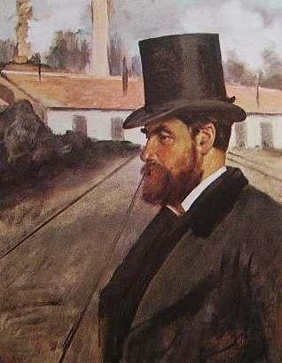 7 Degas-henry rouart