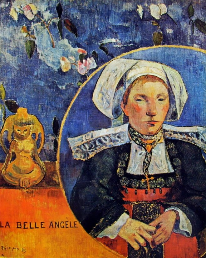 La belle Angele