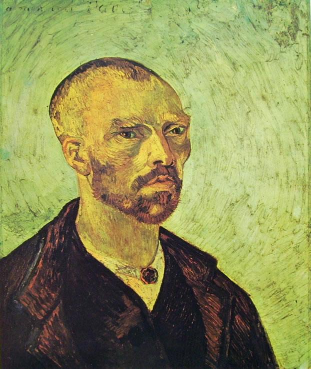 Autoritratto del settembre 1888