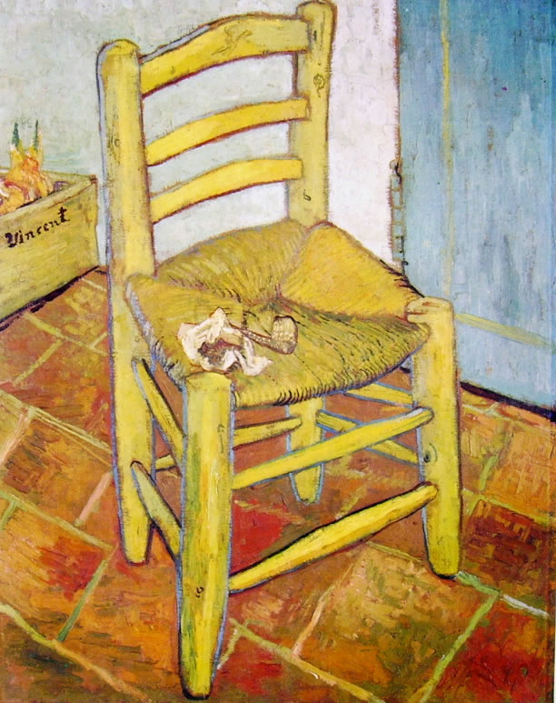 La sedia di Van Gogh