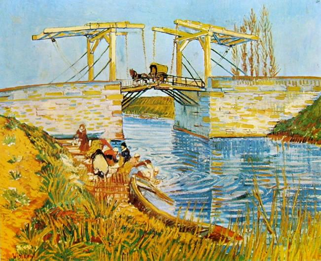 Van Gogh - Il ponte di Langlois