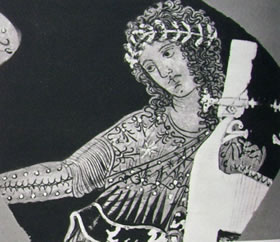 Pittore di Sarpedone: la sua maniera - Piamo, Apollo