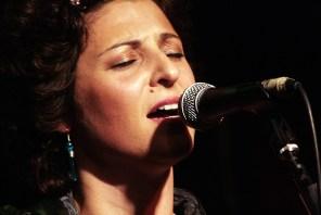 Club de Jazz F: Patricia Alegria
