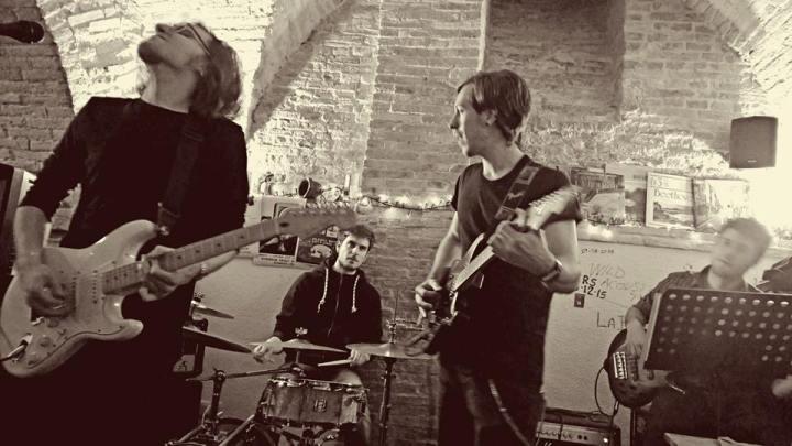 Francesco Sbraccia's band - Live