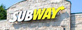Subway Franchise Information