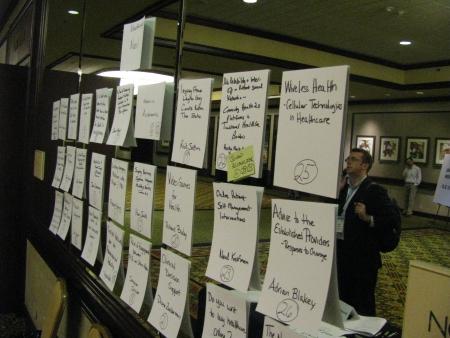 Temas de la Conferencia Alterna en Salud 2.0