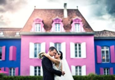 Mathilde & Rémi – Mariage au château le Stelsia